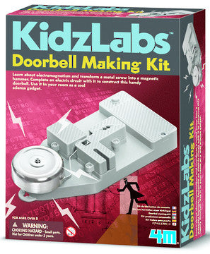 4M Doorbell Making Kit 3368