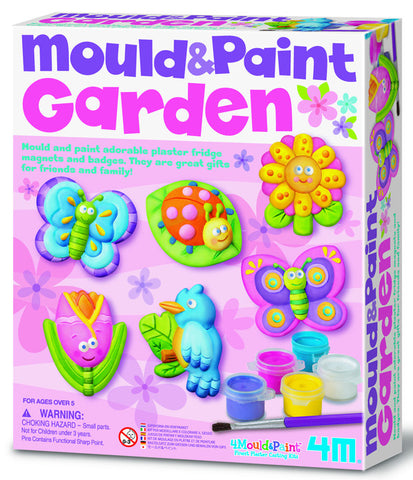 4M Mould & Paint Garden 3512ld