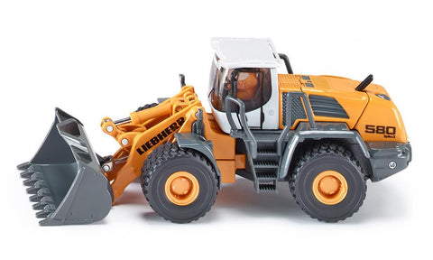 Liebherr R580 2plus2 Four-Wheel Loader