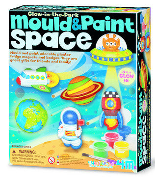 4M Glow Space Mould & Paint 3546