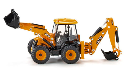 1:50 JCB 4CX Backhoe Loader