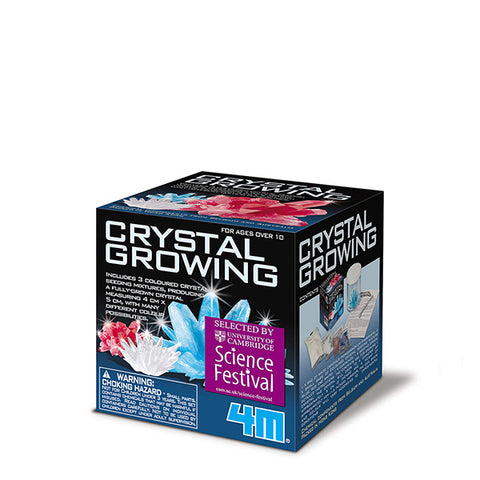 Crystal Growing - 3x Assorted