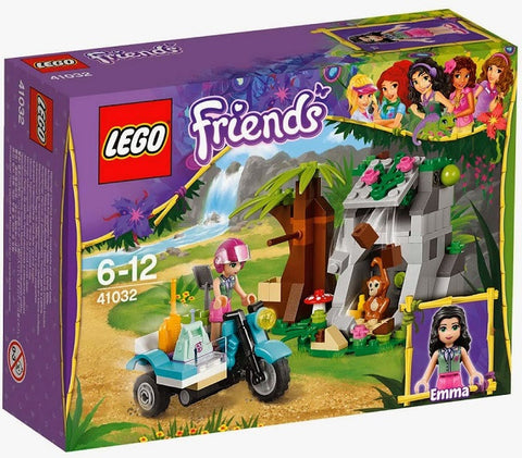 LEGO Friends First Aid Jungle Bike - 41032