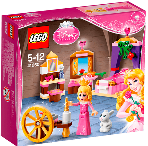 LEGO Disney Princess Sleeping Beautys Royal Bedroom - 41060