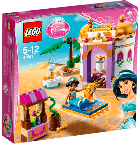 LEGO Disney Princess Jasmine's Exotic Palace - 41061