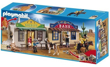 Playmobil My Take Along Western 904398