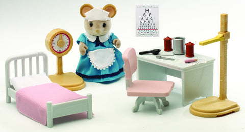 Sylvanian Families School Nurse Set 4417h