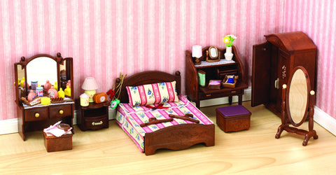 Sylvanian Families Luxury Master Bedroom Set 4701
