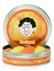 Logical Toys Aarons Thinking Putty - Sunburst ca-sta24-1