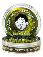 Logical Toys Aarons Thinking Putty - Super Oil Slick ca-sta24
