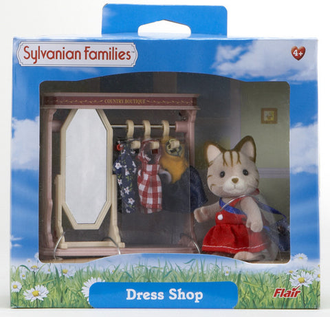 Sylvanian Families Dress Shop 5044