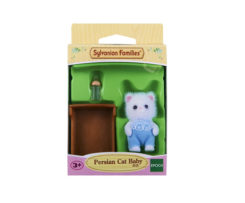 Sylvanian Families Persian Cat Baby (Blue) - 5113 5113
