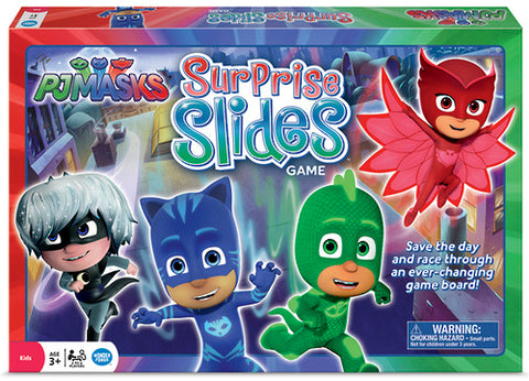 PJ Masks Suprise Slides