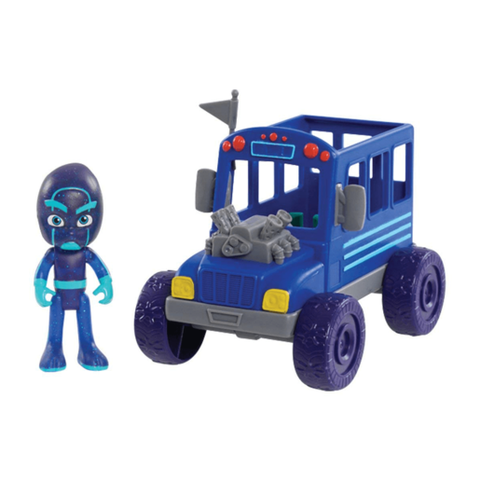 PJ Masks Vehicle - Night Ninja Bus