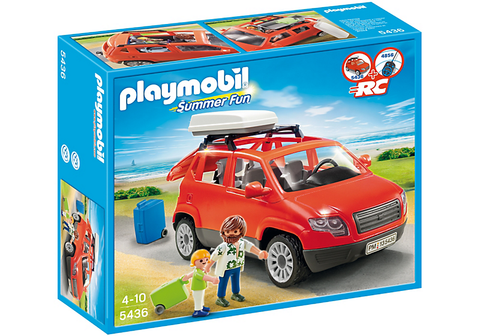 Playmobil Family SUV 5436