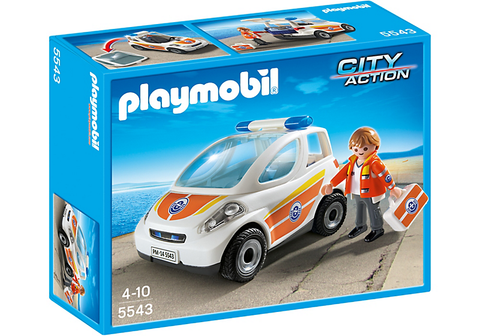 Playmobil Emergency Vehicle 905543
