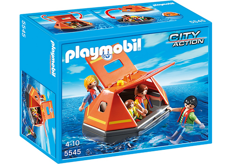 Playmobil Life Raft 905545