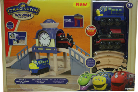 Chuggington Over & Under Starter Set 56708