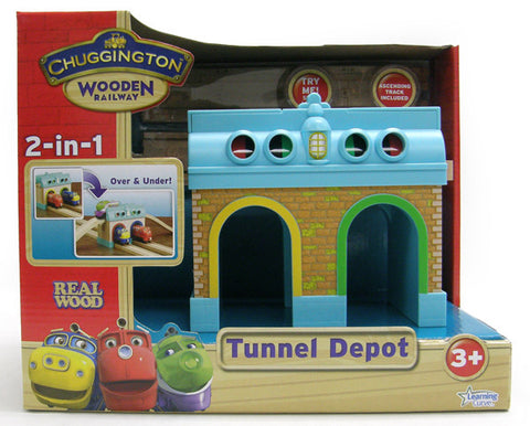 Chuggington Tunnel Depot 56801
