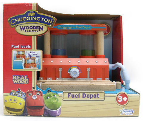 Chuggington Fuel Depot 56804