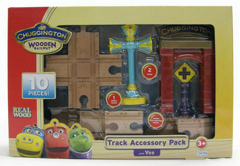 Chuggington Track Accessory Pack with Vee 56900