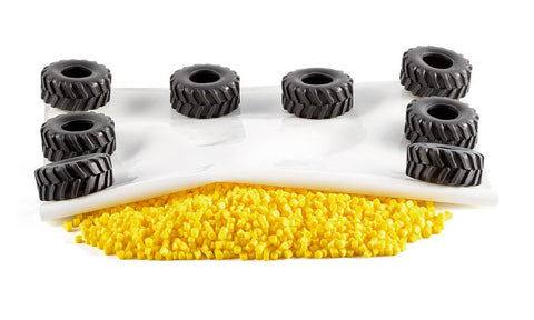 Siku Farm Accessories - Cover and Tyres 5698
