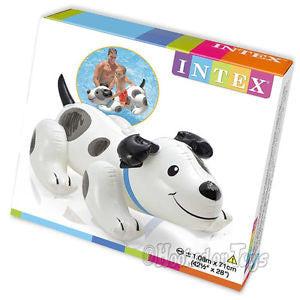 Intex Puppy Dog Ride On - 57521 40737