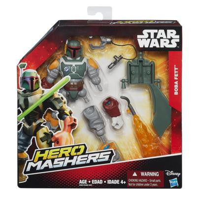 Star Wars Star Wars Hero Mashers - Boba Fett b3666as1