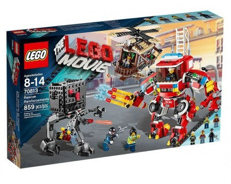 LEGO Movie Rescue Reinforcements - 70813