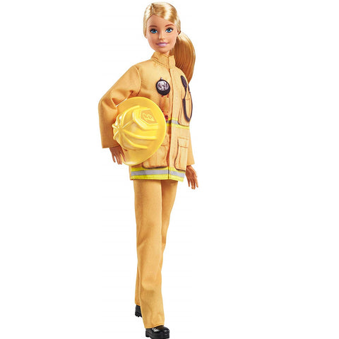 Barbie 60th Anniversary Doll - Firefighter