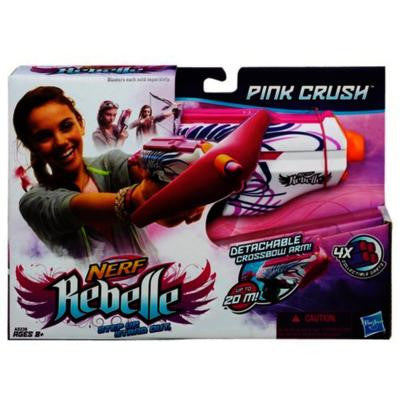 Nerf Rebelle Pink Crush a5238hb