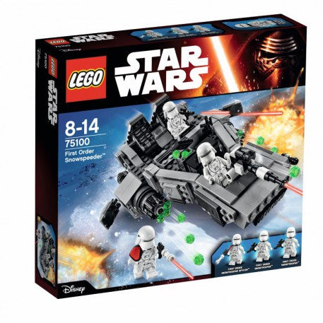 LEGO Star Wars First Order Snowspeeder - 75100