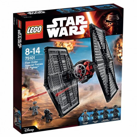 LEGO Star Wars First Order Special Forces TIE Fighter - 75101