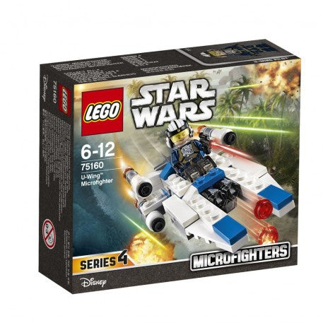 LEGO Star Wars U-Wing Microfighter - 75160
