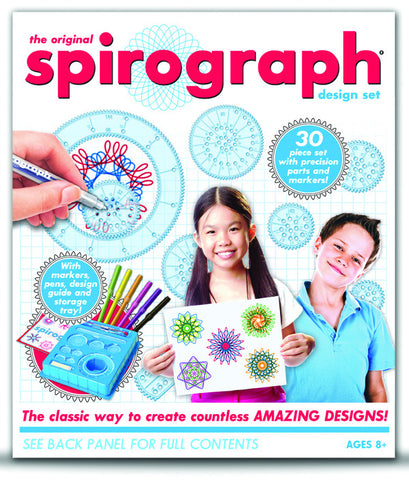 Spirograph Box Design Set Spirograph 801006