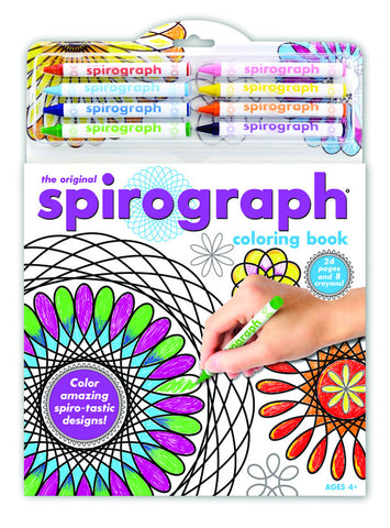 Spirograph Spirograph Colouring Book 801010