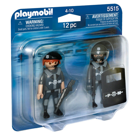 Playmobil Police Team Duo Pack - 5515 905515