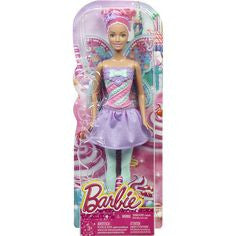 Barbie Barbie Fairytale Fairy Doll - Pink Hair dhm501-1