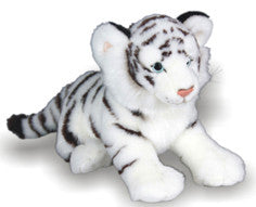 Antics Tiger White 25cm 90202