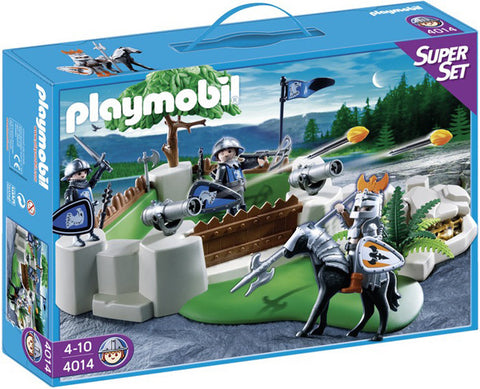 Playmobil SuperSet Knights Fort 904014