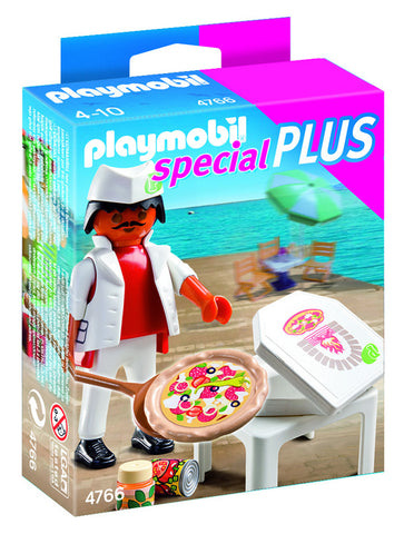 Playmobil Pizza Baker 904766