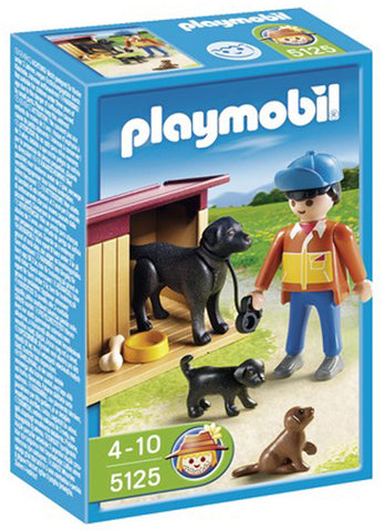 Playmobil Dog House 905125