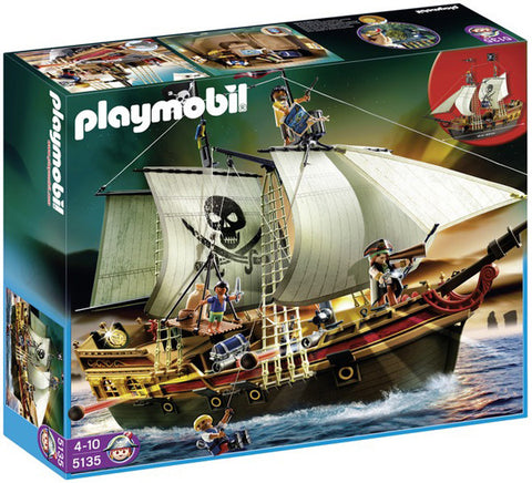 Playmobil Pirate Ship 905135