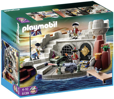 Playmobil Soldiers Fort with Dungeon 905139