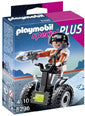 Playmobil Top Agent with Balance Racer 905296h
