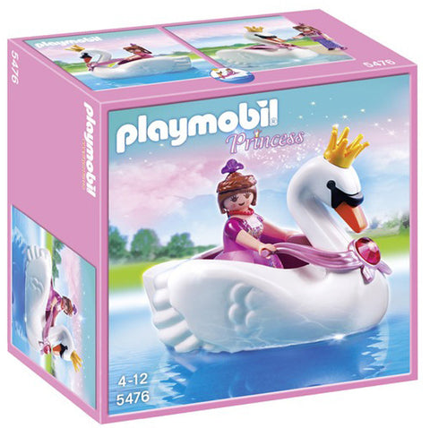 Playmobil Princess with Swan Boat 5476