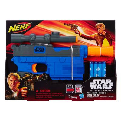 Nerf Nerf Star Wars E7 Blaster Class 11 - Han Solo b3970as1