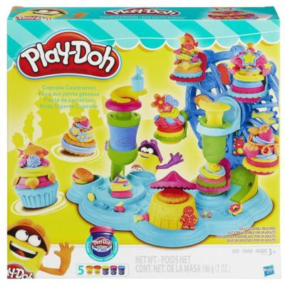 Play-Doh Play Doh Cupcake Celebration b1855as