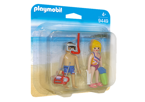 Beachgoers Duo Pack - 9449