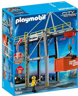 Playmobil Loading Terminal 905254
